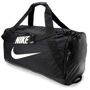 Nike Just Do It Huge Large Gym Duffel Duffle Bag